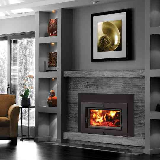 Coonara Settler I500 Inbuilt Wood Heater | Country Wide Heaters