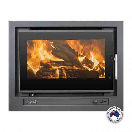 Coonara Settler I500 Inbuilt Wood Heater | Country Wide Heaters